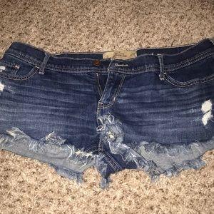 Hollister Shorts - Hollister Boyfriend Shorts